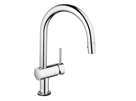 rubinetti da cucina grohe miscelatore da cucina con doccetta estraibile minta