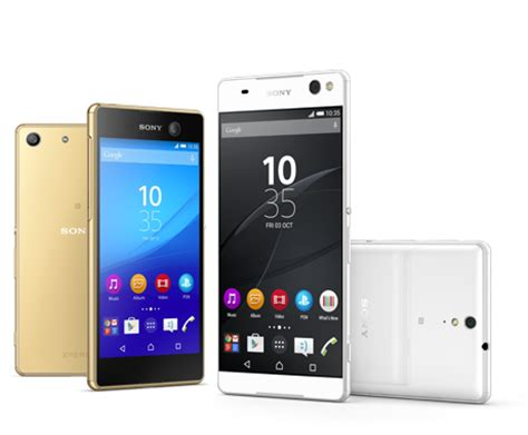 sony mobile continues its innovation in imaging with the introduction of two best in class super