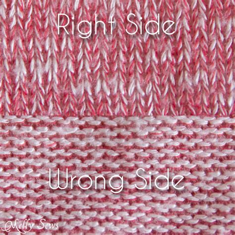 different types of knitted fabrics types of knit fabric melly sews