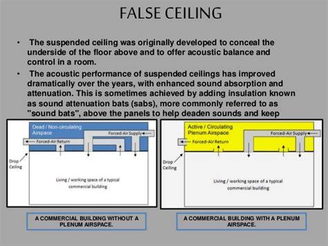 fixing the open office floor plan clarkpowell audio false ceiling