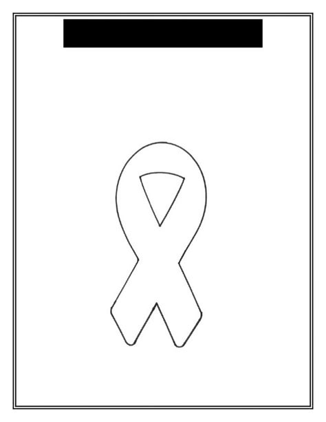breast cancer ribbon coloring sheet cliparts co