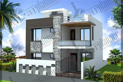 Exterior Home Design For Small House In India Home Plan House Design In Delhi Including Wonderful Indian