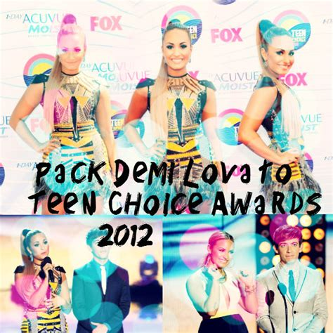 demi lovato zip download pack demi lovato teen choice awards 2012 zip by