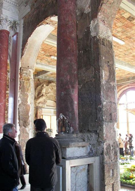 säulen aus gips barocke architektur marmors 228 ulen aus gips