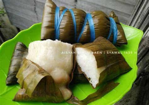 makanan khas berbagai daerah  wajib disajikan