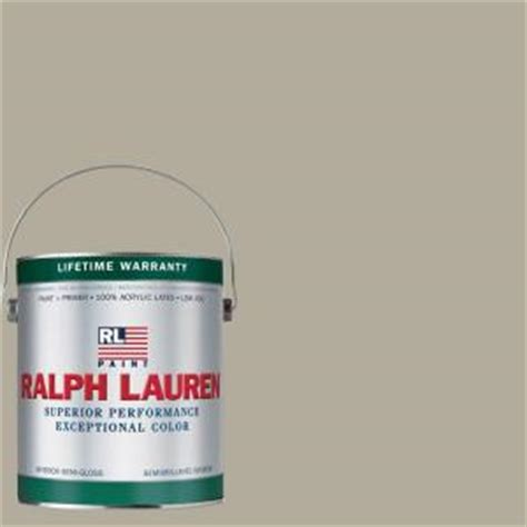 ralph 1 gal cymric silver semi gloss interior paint rl1187s the home depot