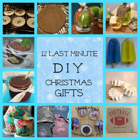 it gifts 12 last minute diy gifts my life as a wife mom woman