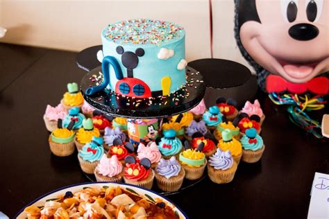 karas party ideas mickey mouse clubhouse themed birthday party karas party ideas