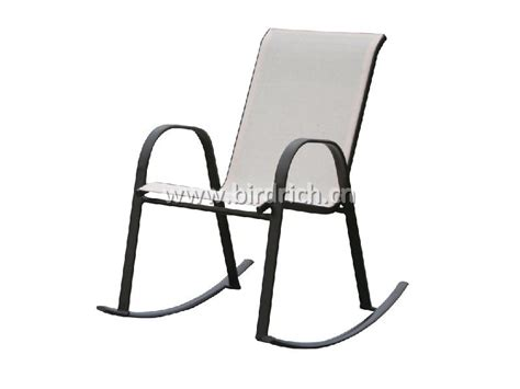metal rocking patio chairs china patio furniture metal rocking chair china