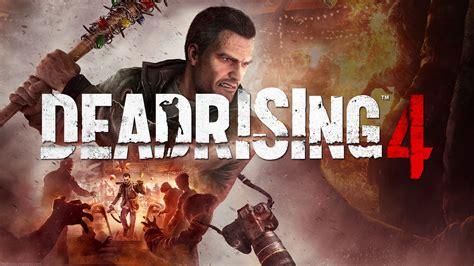 Pc Dead Rising 4 show 27 nos impressions sur dead rising 4 sur pc