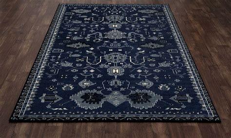 rug navy oasis navy rug