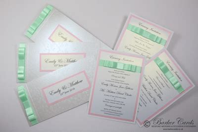 Gift Card Suppliers Uk - barker cards supplier of beautiful handmade wedding invitations uk wedding