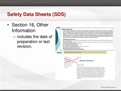 data section osha and ghs hazcom training webinar with marie athey