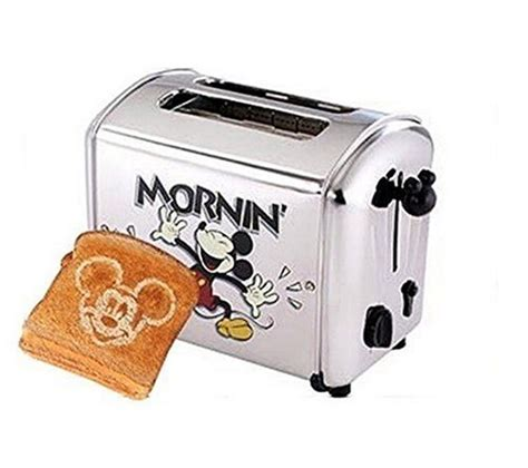 Egg And Bread Toaster Villaware V5555 11 Mickey Mornin Toaster Best Toaster