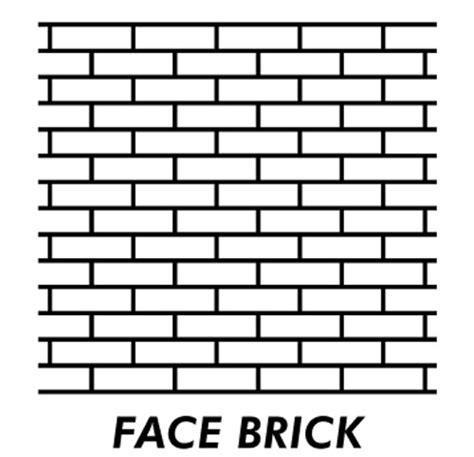 svg brick pattern brick vector picture brick stencil