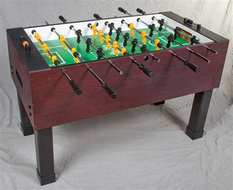 standard foosball table size foosball table standard 171 los angeles partyworks inc