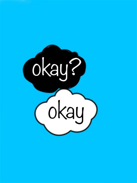 the fault in our okay okay fault in our quote the fault in our