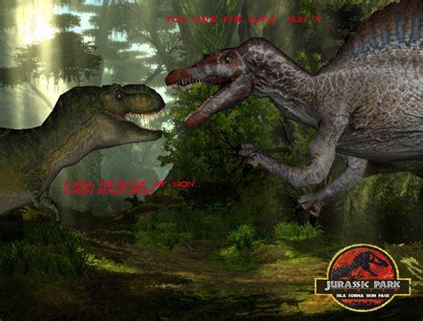 jurassic park operation genesis pc game mods mod island project promo 2 by t joe on deviantart