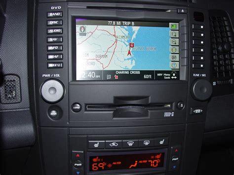 2010 cadillac cts navigation system cadillac navigation dvd bypass