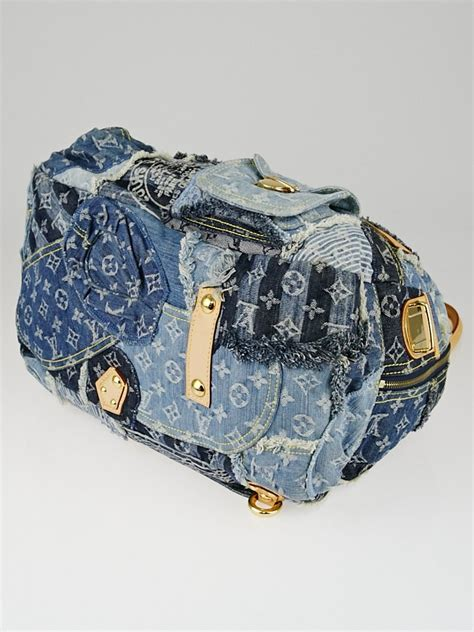 Louis Vuitton Patchwork Dons - replica handbags watches knockoff jewelry louis