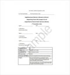 business template word business template 12 free word pdf documents