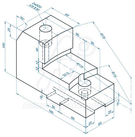 imagenes en 3d autocad autocad para todos 100 pr 225 ctico soluci 243 n propuesto 24