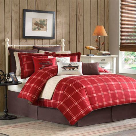 western red triple star comforter set best 20 rustic bedding sets ideas on