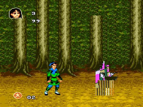 mulan  game gamefabrique