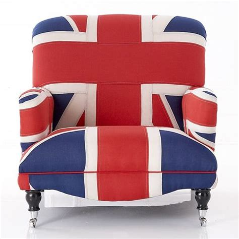 union jack armchair oversized union jack armchair with antiqued flags 163 995 00