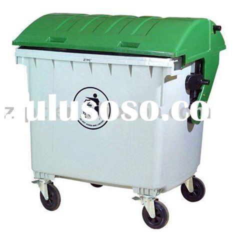 Dust Bin Green 120l Pedal Yellow Lid garbage container in malaysia garbage container in