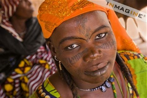 lips tattoo in ghana tribal facial and bodily marks in african culture
