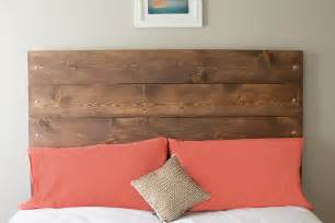 Diy Headboard Wood Diy Wood Headboard Pictures To Pin On Pinsdaddy
