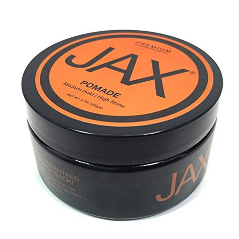 Pomade The Medium key brands jax pomade medium hold high shine health and in the uae see prices