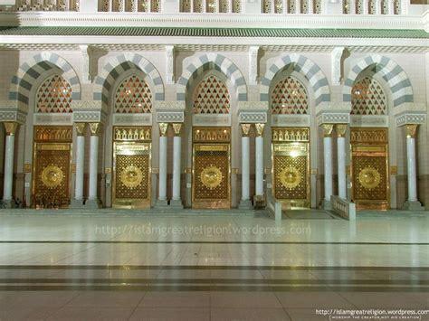 masjid nabawi   wallpapers kumpulan gambar