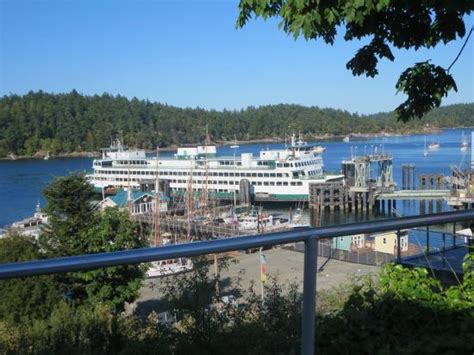 friday harbor house view from room picture of friday harbor house friday harbor tripadvisor