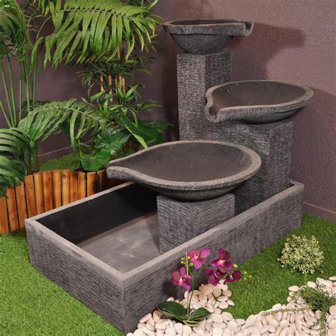 Fontaine A Eau De Jardin