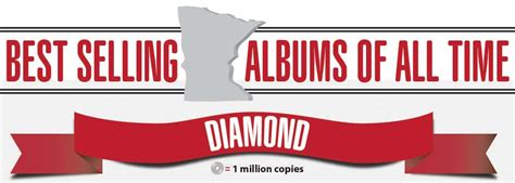 Bestselling Albums Of All Time The Best Selling Minnesota Albums Of All Time Local