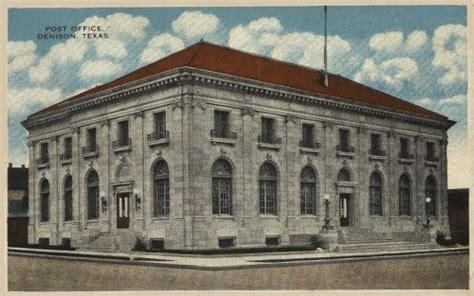 Denison Post Office by Denison