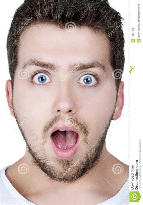 imagenes ojos sorprendidos hombre sorprendido fotos de archivo libres de regal 237 as