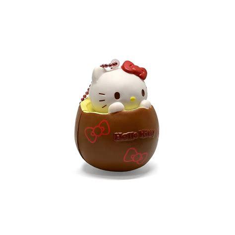 Hello Egg Chocolate Squishy By Sanrio Squishy Hello hello chocolate egg squishy by nic