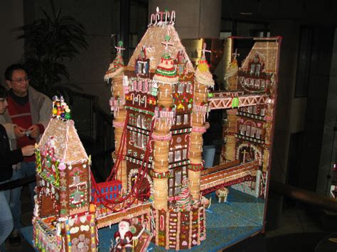 an old goat learns new tricks amazing gingerbread house