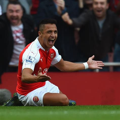 alexis sanchez on twitter twitter reacts as arsenal and alexis sanchez blow away