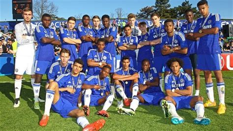 chelsea youth twitter youth league affiches des quarts uefa youth league