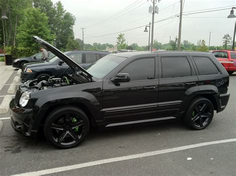 2009 Jeep Cherokee Srt8 1 4 Mile Drag Racing Timeslip
