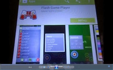download game android yg sudah di mod flash game player android