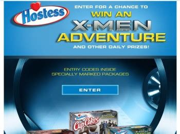 Sweepstakes For Men - the hostess x men adventure sweepstakes sweepstakes fanatics