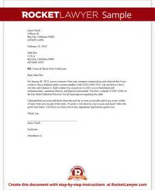 Cease And Desist Collection Letter Template by Cease And Desist Letter Form