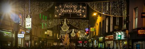 dublin at christmas what s on shopping news events