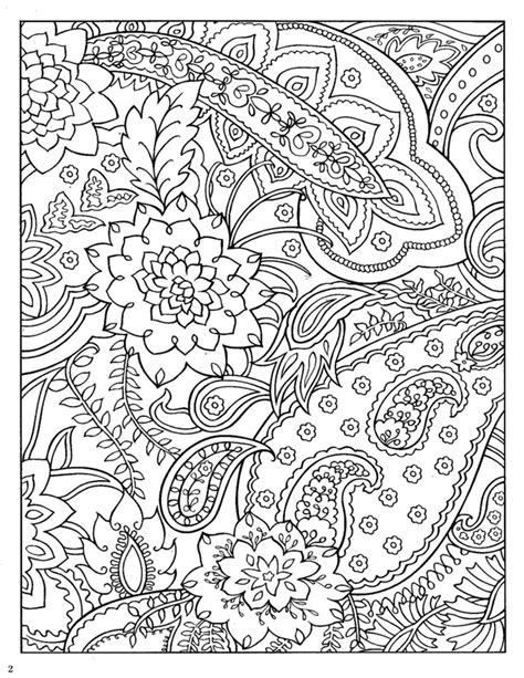 Pattern Coloring Pages For Adults Az Coloring Pages Coloring Pages Patterns