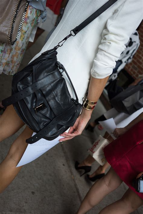 Fashion News Weekly Up Bag Bliss 21 by The Best Bags Of New York Fashion Week 2015